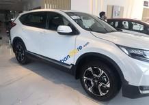 Bán Honda CR V L sản xuất năm 2019, màu trắng, nhập khẩu nguyên chiếc