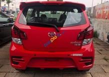 Bán Toyota Wigo 1.2MT sản xuất năm 2019, màu đỏ, nhập khẩu, 345 triệu