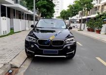 Cần bán lại xe BMW X5 xDrive 30d năm sản xuất 2015, màu đen, nhập khẩu Hàn Quốc