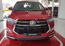 Cần bán Toyota Innova 2.0G sản xuất 2019, màu đỏ, 858 triệu
