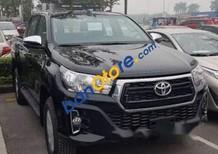 Bán Toyota Hilux sản xuất 2019, màu đen, xe nhập