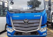 Cùng khách hàng trên mọi nẻo đường với xe tải Thaco Auman C160. E4 9 tấn - LH 0938 808 946