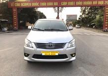 Bán Toyota Innova 2.0 E 2013, màu bạc, 470 triệu