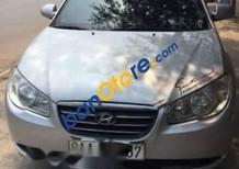 Cần bán xe Hyundai Elantra 1.6 MT sản xuất 2009, màu bạc