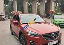 Bán Mazda CX 5 2.5 sản xuất năm 2017, màu đỏ chính chủ
