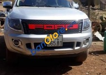 Bán Ford Ranger năm 2014, màu bạc giá cạnh tranh