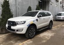 Bán xe Ford Everest 2.0 Biturbo sản xuất năm 2019, màu trắng, nhập khẩu
