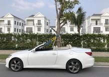 Bán xe Lexus IS 250 C sản xuất 2010, màu trắng, nhập khẩu nguyên chiếc chính chủ