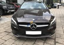 Cần bán gấp Mercedes CLA 200 năm sản xuất 2017, màu nâu