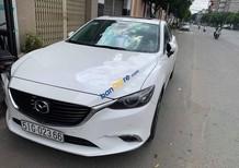 Bán Mazda 6 2.0 Platinum sản xuất 2017, màu trắng