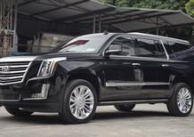 Cần bán xe Cadillac Escalade ESV 2019 mới 100%, chưa qua sử dụng, giá tốt nhất Hà Nội