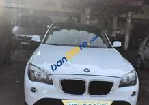Cần bán xe BMW X1 sản xuất năm 2010, màu trắng