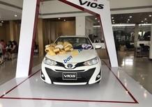 Bán xe Toyota Vios sản xuất năm 2019, màu trắng, 569tr