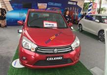 Bán Suzuki Celerio AT CVT đời 2018, màu đỏ