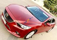 Bán Mazda 6 năm 2015, màu đỏ, xe nhập, số tự động
