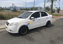 Bán ô tô Chevrolet Aveo năm sản xuất 2010, màu trắng