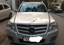 Cần bán xe Mercedes GLK 300 4Matic sản xuất năm 2012, màu bạc chính chủ