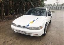 Bán Honda Accord sản xuất 1989, màu trắng, nhập khẩu