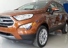 Bán Ford EcoSport Titanium 1.5 năm 2019, màu nâu giá cạnh tranh