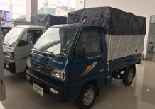 Xe tải Thaco 5 tạ nâng tải 9 tạ - thùng phủ bạt - trả góp
