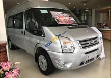 Cần bán Ford Transit SVP sản xuất 2019, màu bạc, giá tốt