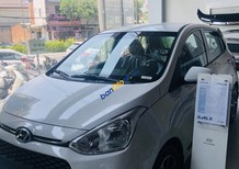 Bán Hyundai Grand i10 1.2 MT 2019, màu trắng, giá chỉ 330 triệu