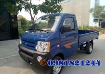Xe tải Dongben 870kg là mẫu xe tải nhẹ có trọng lượng dưới <1 tấn, được thiết kế nhỏ gọn để chạy được trong hẻm nhỏ