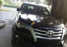 Bán ô tô Toyota Fortuner sản xuất 2017, màu đen, nhập khẩu nguyên chiếc