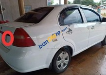 Bán Daewoo Gentra 1.5 MT năm sản xuất 2008, màu trắng giá cạnh tranh