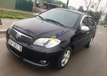 Cần bán lại xe Toyota Vios sản xuất năm 2006, màu đen, giá chỉ 175 triệu