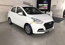Cần bán Hyundai Grand i10 sản xuất 2019, màu trắng giá tốt