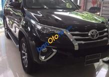 Bán ô tô Toyota Fortuner 2.8V 4X4 sản xuất 2019, màu đen, nhập khẩu nguyên chiếc