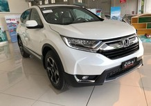Bán Honda CR-V 2019 bản L, màu trắng, đen, đỏ, xanh nhập khẩu Thái Lan, có xe giao ngay, chi tiết liên hệ: 0904567404