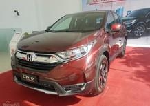 Bán xe Honda CR V sản xuất năm 2020, màu đỏ, nhập khẩu Thái Lan