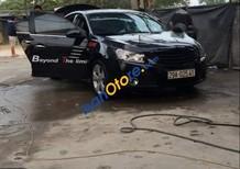 Cần bán xe cũ Daewoo Lacetti CDX 2010, màu đen