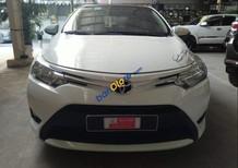 Bán ô tô Toyota Vios sản xuất năm 2017, màu trắng, 550 triệu