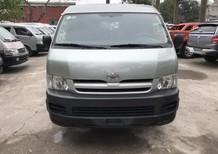Bán xe Toyota tải Van 3 chỗ mập máy dầu, đời 2008. Xe đã hoán cải ra để chạy hàng vào phố