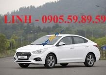 Bán xe Hyundai Accent năm 2019, màu trắng, nhập khẩu, giá chỉ 425 triệu