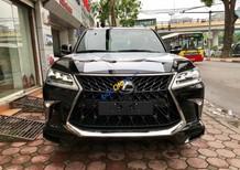 Cần bán lại xe Lexus LX 570S Super Sport sản xuất năm 2018, màu đen, xe nhập