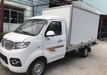 Bán xe Dongben thùng kín tôn inox 990kg giá rẻ