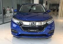 Bán ô tô Honda HRV L năm 2020, màu xanh lam, nhập khẩu Thái