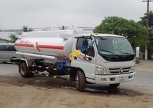 Bán xe chở xăng dầu Thaco 9 khối giá tốt