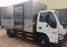 Bán Isuzu QKR sản xuất 2019, màu trắng, xe nhập
