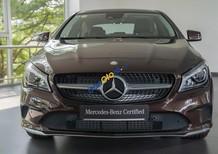 Cần bán Mercedes CLA 200 năm 2017, màu nâu, xe nhập