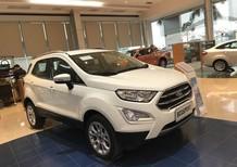 Bán Ford Ecosport Trend 4x2 AT màu trắng, sự lựa chọn hoàn hảo với tầm giá dưới 600 triệu đồng