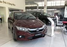 Bán xe ô tô Honda City Top 2019 - Màu đỏ lịch lãm - Có sẵn giao ngay kèm KM lớn tháng 4 - Xem ngay