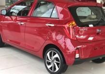 Cần bán Kia Morning Deluxe 2020, màu đỏ, giá chỉ 355 triệu
