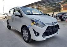 Bán xe Toyota Wigo sản xuất 2019, màu trắng, nhập khẩu nguyên chiếc