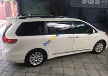Bán Toyota Sienna Limited sản xuất 2011, màu trắng, xe nhập