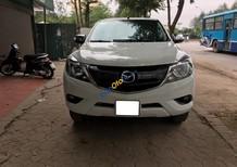 Bán Mazda BT 50 2.2L 4X4 MT năm sản xuất 2016, màu trắng, nhập khẩu nguyên chiếc, giá 515tr